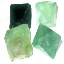 Octaèdre Fluorine Cristal 35 mm